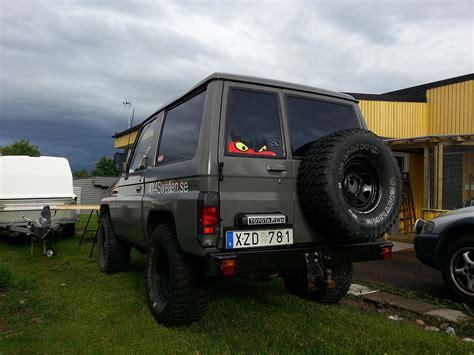 Bumper Depan Toyota Landcruiser 76 Bundera land cruiser club landcruiser lj70 creepycruiser