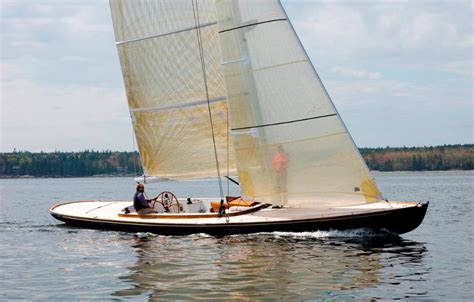 fast day boats for sale for sale ginger a 50 brooklin boat yard custom