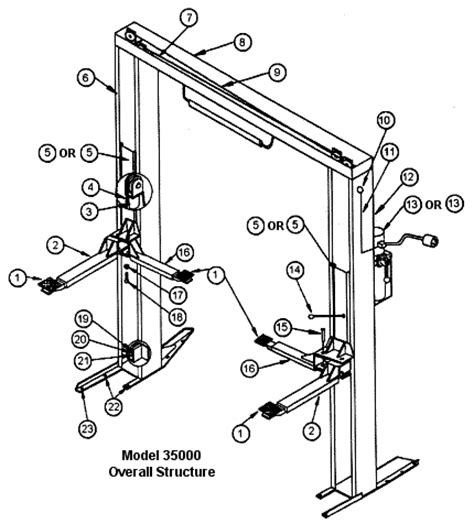 challenger lift wiring diagram wiring source