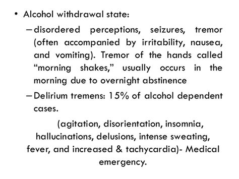 Detox Icd 10 by Related Disorders