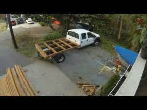 wood truck bed ford f 450 diy fyi