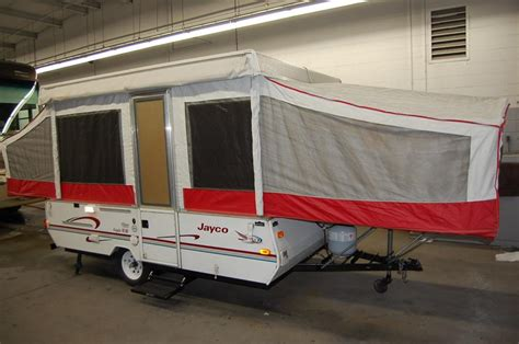 Jayco Pop Up Cer Awning by 1997 Jayco Eagle Pop Up 10 Ud Travel Trailer Grand Rapids