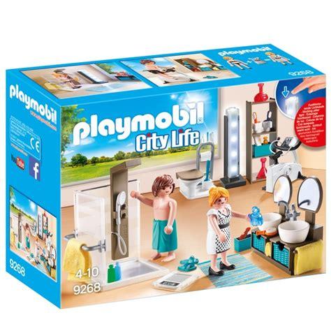 Playmobil Salle De Bain by 9268 Salle De Bain Avec Playmobil Playmobil King