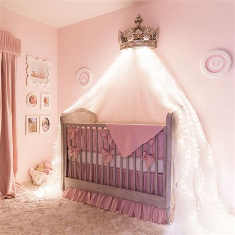 Princess Baby Nursery Decor 42 Best Princess Nursery Ideas Images On Pinterest Babies Nursery Child Room And Baby