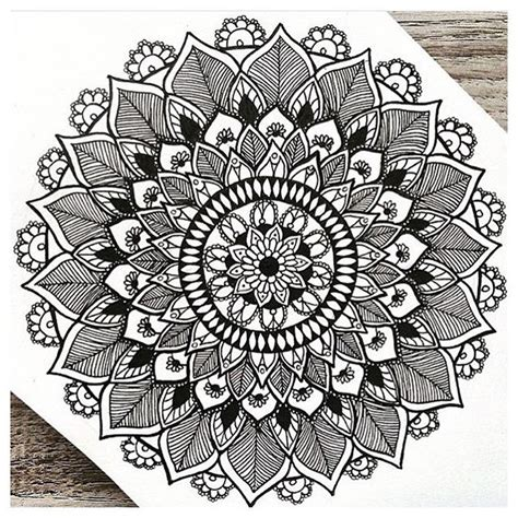 the artful mandala coloring book creative designs for and meditation doodleart mandala zenart on instagram