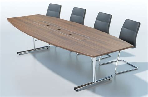 sven barrel boardroom meeting conference table 2 5m 5m office express uk offexpuk