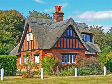 Cottages Uk by Salhouse Norfolk Broads Including Woodbastwick Salhouse