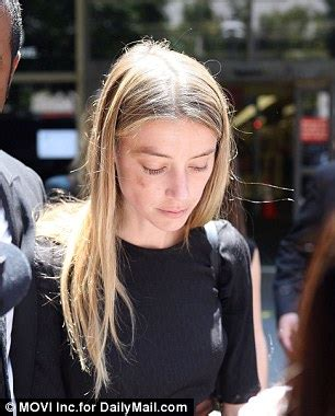 amber heard friday night lights amber heard pictured after johnny depp assault shows
