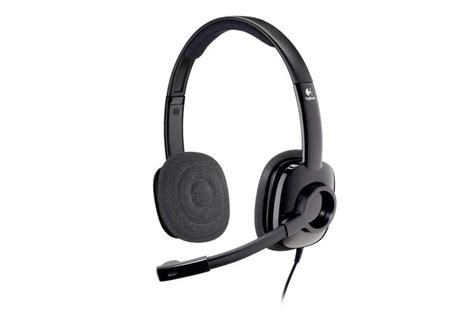 Logitech Stereo Headset H 250 fiche technique logitech stereo headset h250 avec 01net