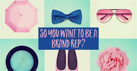 Brand Representative by So You Want To Be A Brand Rep Kid Magazine