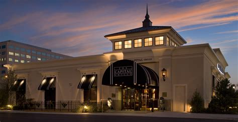 Restaurant Dining Room by The Capital Grille To Build Restaurant On Site Of Claddagh