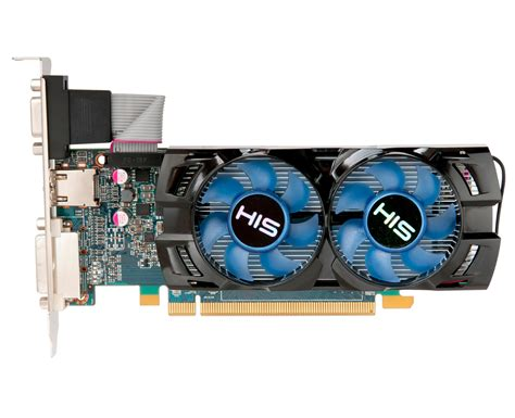 3 fan graphics card his outs low profile radeon hd 6670 fan 1gb for htpc use