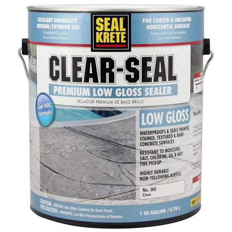 Clear Acrylic Sealer clear masonry sealer the practical house painting guide