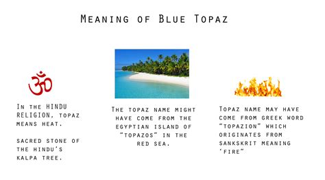 blue meaning blue topaz gemstones history difference meaning and power