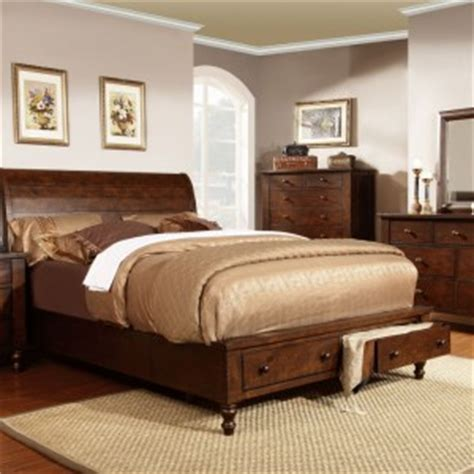 Solid Wood Cal King Bedroom Sets by Home Furniture Interior Designs Page 4 Barnwood