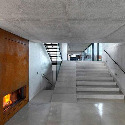 Interior Concrete Stairs Design Concrete Stair And R Interior Design Give Me Stairs Concrete Stairs