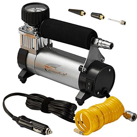 portable air compressor hausbell air compressor kit mini