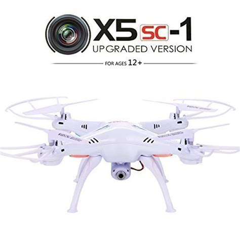 Syma X5sc Quadcopter Drone Dgn syma upgraded version x5sc 1 explorers rc quadcopter 4ch 6 axis 2 4g gyro drone with 2mp hd