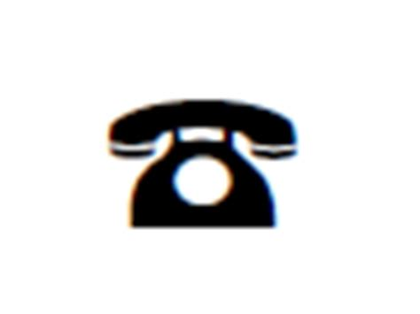symbol for phone number in resume tex stack exchange