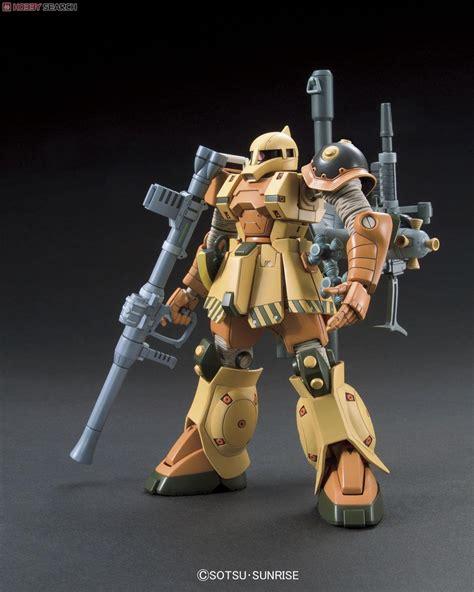 Tg011 Zaku I Thunderbolt Ver zaku i gundam thunderbolt ver hg gundam model kits item picture1