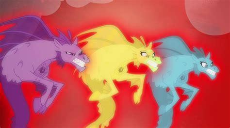Jaket Anime Iron Flower Hybrid image the dazzlings siren forms eg2 png my
