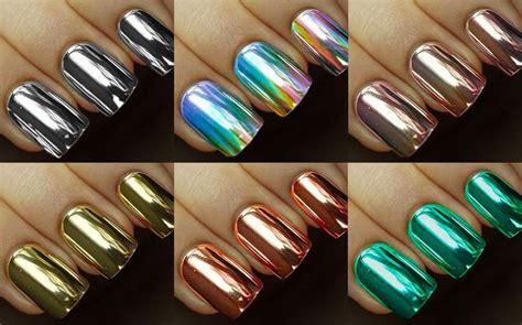 polvere mirror nails unghie ad effetto specchio in poche