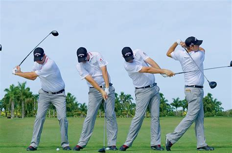 golf swing swing sequence marc leishman australian golf digest