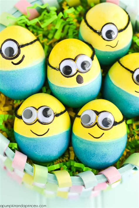 best easter egg 30 of the best easter egg decorating ideas living