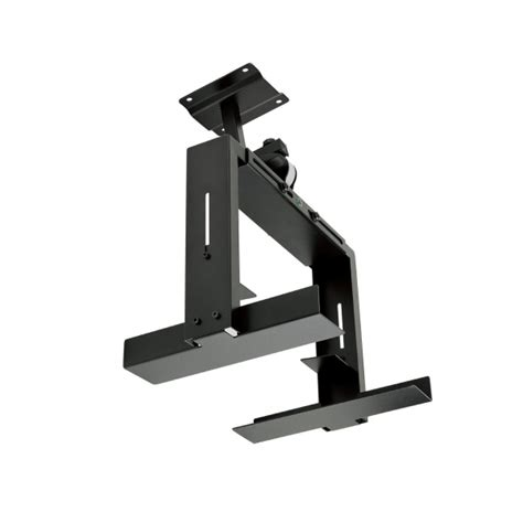 supporto per videoproiettore soffitto supporto videoproiettore da soffitto ral 9005 euromet