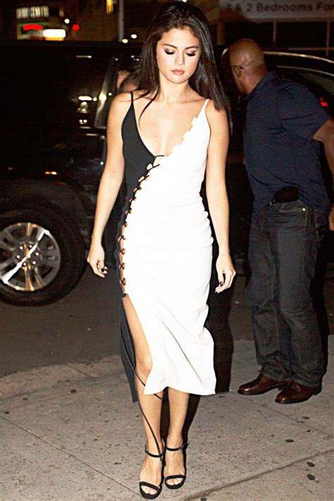 selena gomez s best fashion moments to date strappy
