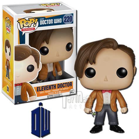 funko pop tv doctor who matt smith as eleventh doctor vinyl figure 220 ebay