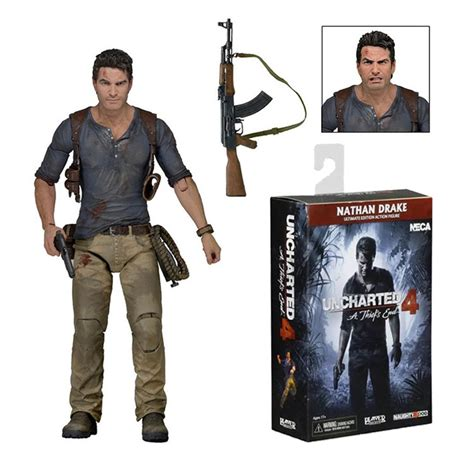 uncharted 4 figure aliexpress buy neca uncharted 4 a thief s end nathan