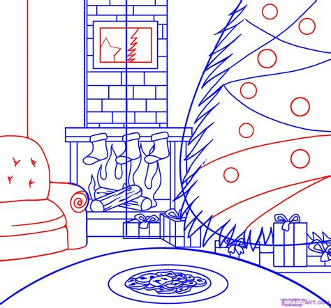 christmas pictures step by step how to draw a step by step stuff seasonal free drawing
