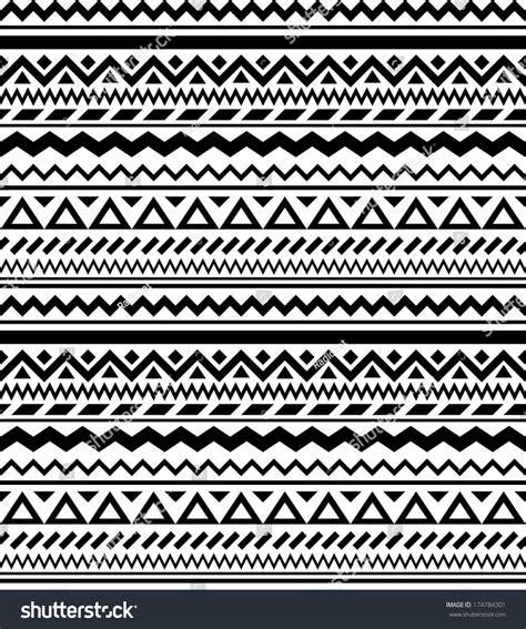 african pattern black and white royalty free seamless geometric ethnic pattern in