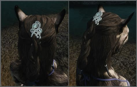 skyrim radioreggaes hair workshop for khajiit khajiit hair at skyrim nexus mods and community