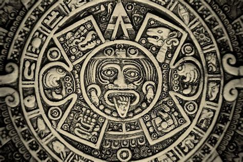 imagenes aztecas hd aztec calendar wallpapers wallpaper cave