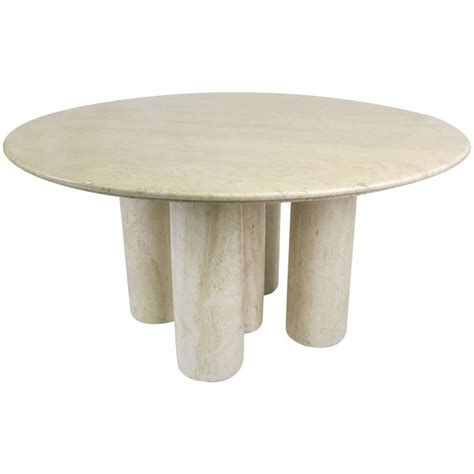 Bellini Dining Table Solid Marble Ii Colonnato Table By Mario Bellini For Cassina At 1stdibs