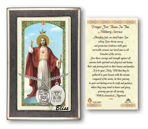 icb prayer bible for children navy and gold books st michael archangel pendant prayer card navy