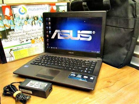 Laptop Asus I3 X44h asus x44h i3 sandybridge laptop bekas