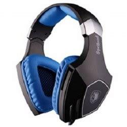 Headset Sades Wolfang Sa 910 sades sa 910 headset