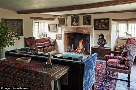 sumptous interiors of stately homes tucked away in the
