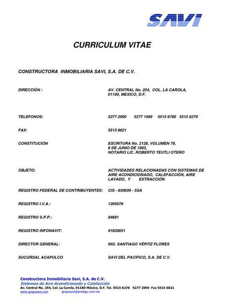 Modelo Curriculum Vitae Empresarial Ejemplo De Curriculum Empresarial Modelo Curriculum
