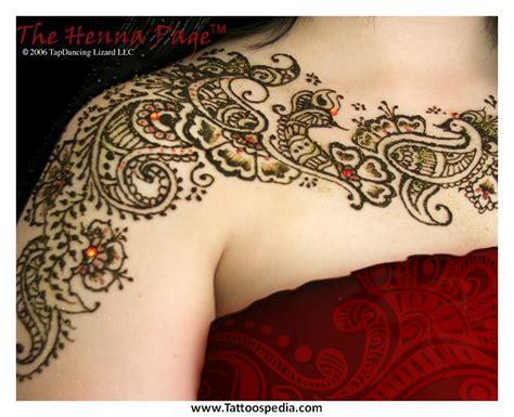 henna tattoo tips tony baxter