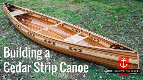 how to build a kayak boat building a cedar strip canoe boat renovation people