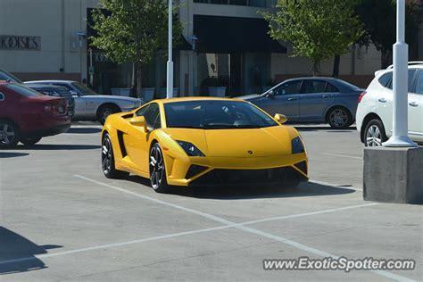 Lamborghini Dallas Tx Lamborghini Gallardo Spotted In Dallas On 08 05 2013