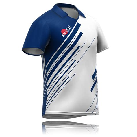 design of jersey cricket sublimated cricket test shirt design 3114 samurai sports