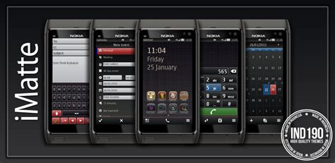 nokia e71 hot themes ind190 mobile themes art page 5