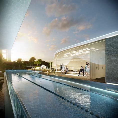 Projet De Ville Verticale 224 Singapour La Tour Scotts Gong Lu Architectural Design Studio