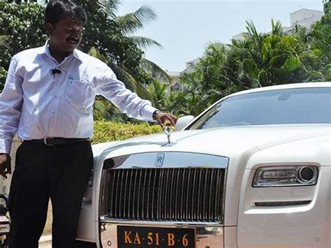 What Company Owns Mercedes This Bengaluru Barber Owns A Fleet Of Luxury Cars