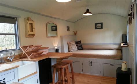 small house society plans 20141206sa shepherds hut wagon retreat tiny house interior exle 001 small house
